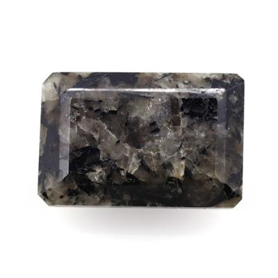 UV 岩石 ソーダライト エメラルドカット